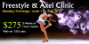 Freestyle & Axel Clinic