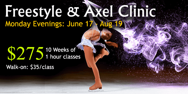 Freestyle & Axel Clinic @ SCW | Wilmington | Delaware | United States