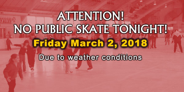 Public Skating CANCELLED @ Skating Club of Wilming | Wilmington | Delaware | United States