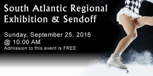 South Atlantic Regionals Exhibition/Send-Off