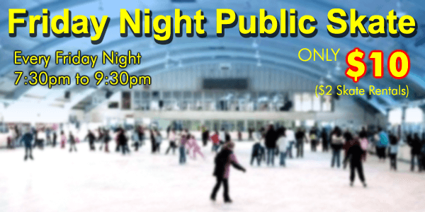 Friday Night Public Skate @ Skating Club of Wilmington | Wilmington | Delaware | United States