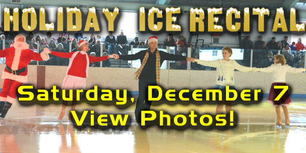 Holiday Ice Recital Photos
