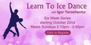 Learn To Ice Dance Class