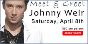 Meet & Greet Johnny Weir @ Skating Club of Wilmington, Board Room | Wilmington | Delaware | United States