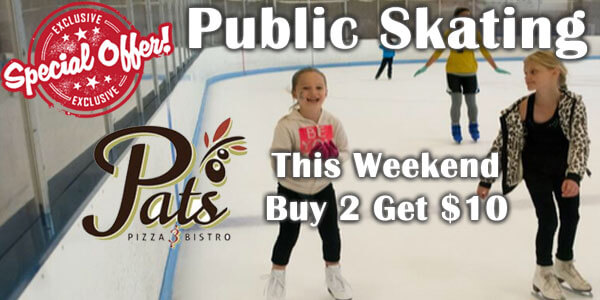 Public Skating - Sat