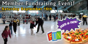Skate-a-Thon Fundraiser on Saturday, September 16