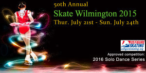 Skate Wilmington 2016 Selected For USFS Solo Dance Series