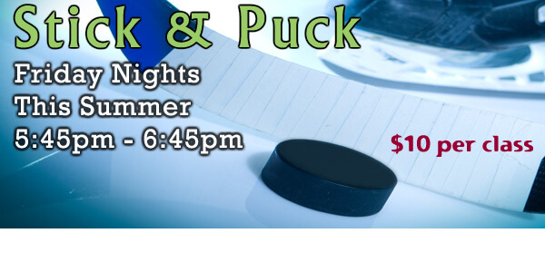 Stick & Puck Skills Classes